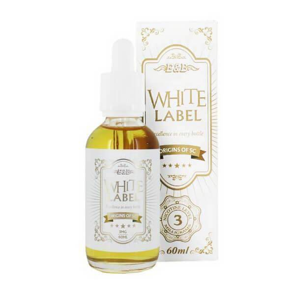 Origins of SC by White Label E-Liquid - Cheap Vape Juice - East Coast Vape Distribution