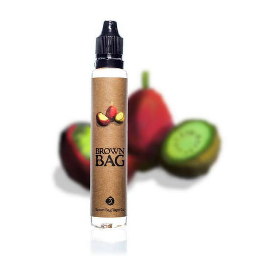 Passion Squeeze by Brown Bag Vape Co. - Cheap Vape Juice - East Coast Vape Distribution