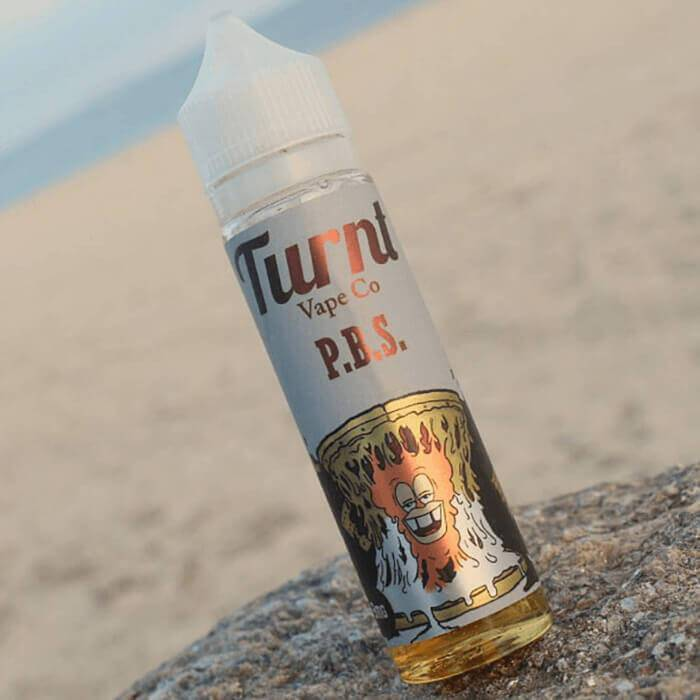 P.B.S. By Turnt Vape Co. eJuice - Cheap Vape Juice - East Coast Vape Distribution