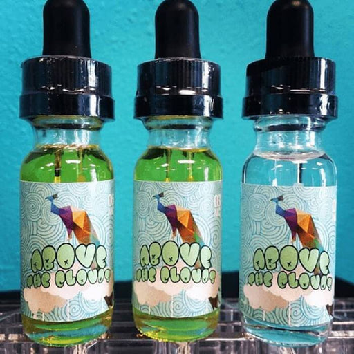 Peacock by Above The Clouds Elixir - ECVD