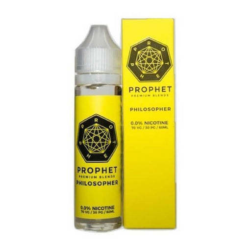 Philosopher by Prophet Premium Blends eJuice - Cheap Vape Juice - East Coast Vape Distribution