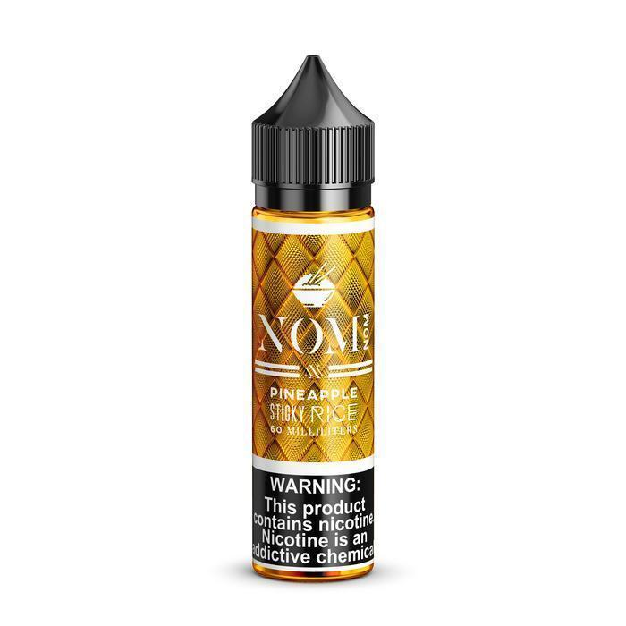 Pineapple Nom Nom by Goldleaf Drip E-Liquid - Cheap Vape Juice - East Coast Vape Distribution