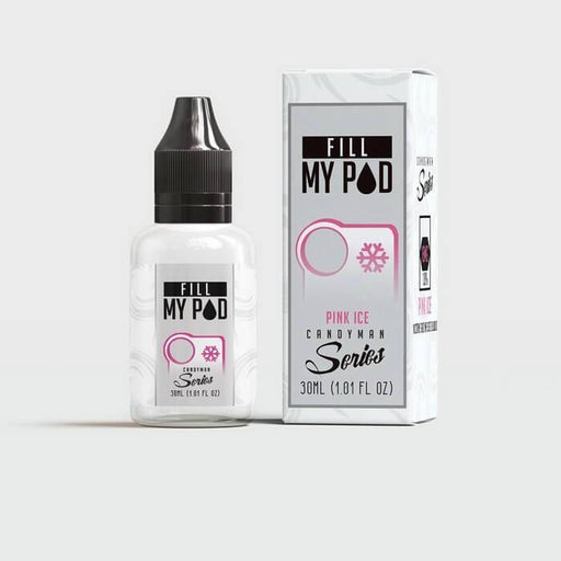Pink Ice by Fill My Pod eJuice - Unavailable - Cheap Vape Juice - East Coast Vape Distribution