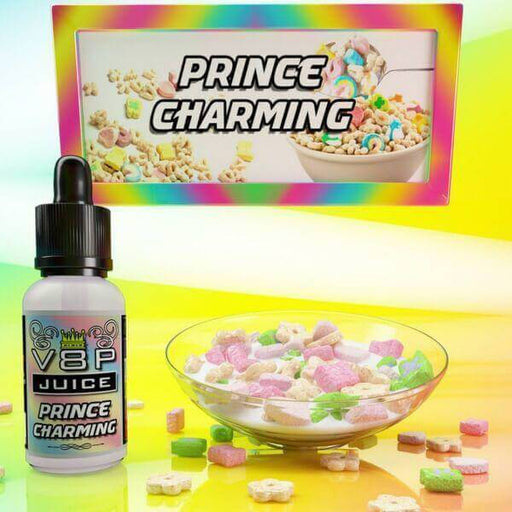 Prince Charming by V8P Juice E-Liquid - Cheap Vape Juice - East Coast Vape Distribution
