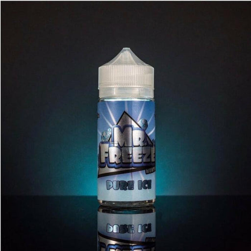 Pure Ice by Mr Freeze Menthol E-Liquid - ECVD