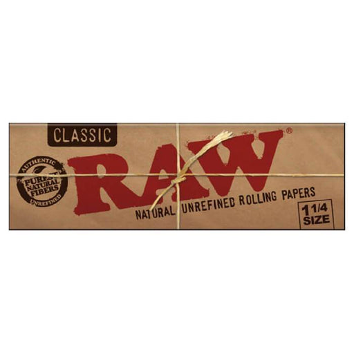 Raw Rolling Papers Classic 1 1/4