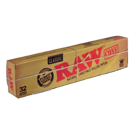Raw Rolling Papers Classic Cone King Size