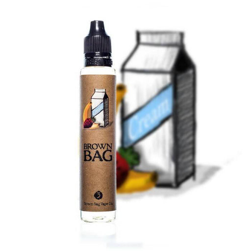Rise N' Shine by Brown Bag Vape Co. - Cheap Vape Juice - East Coast Vape Distribution