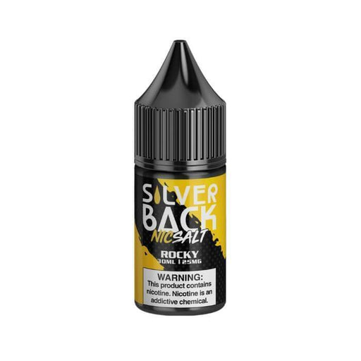 Rocky by Silverback Juice Co Nicotine Salt E-Juice - Cheap Vape Juice - East Coast Vape Distribution