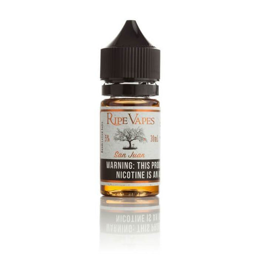 San Juan Nicotine Salt by Ripe Vapes Handcrafted Saltz Joose - Cheap Vape Juice - East Coast Vape Distribution