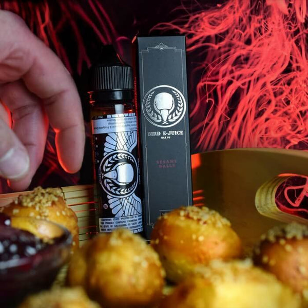 Sesame Balls by Bird E-Juice - Unavailable - Cheap Vape Juice - East Coast Vape Distribution