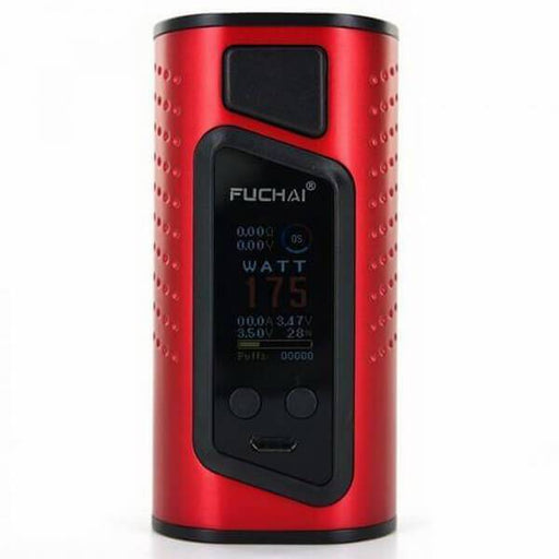 Sigelei Fuchai Duo-3 175W TC Box Mod - Cheap Vape Juice - East Coast Vape Distribution