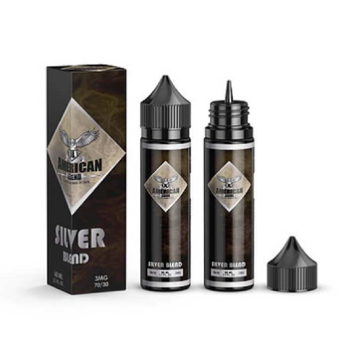 Silver Blend by American Legend Vape Company E-Liquid - Cheap Vape Juice - East Coast Vape Distribution