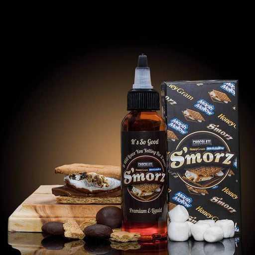 S'morz by Full Pull Vapes - Cheap Vape Juice - East Coast Vape Distribution