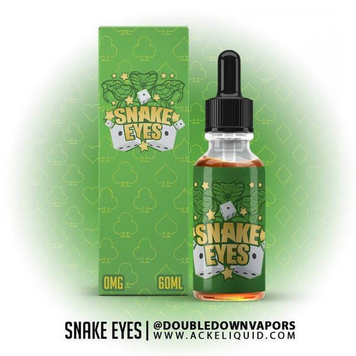 Snake Eyes by Double Down Vapors