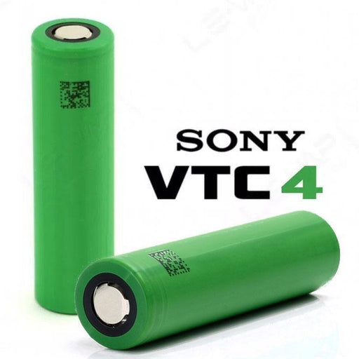 Sony VTC4 18650 2100 mAh Batteries (2-Pack) - Cheap Vape Juice - East Coast Vape Distribution