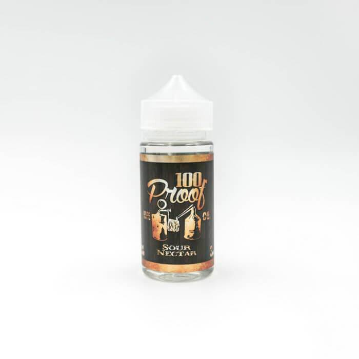 Sour Nectar by 100 Proof Vape Co. eJuice - Cheap Vape Juice - East Coast Vape Distribution