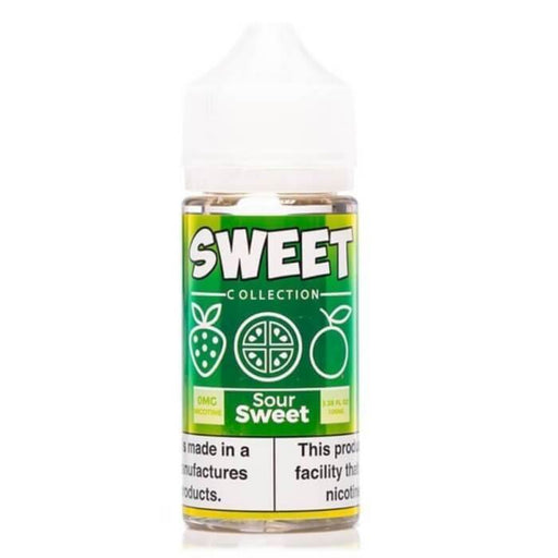 Sour Sweet by Sweet Collection E-Liquid - Cheap Vape Juice - East Coast Vape Distribution
