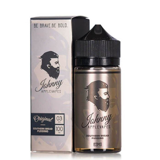 Southern Bread Pudding by Johnny Applevapes E-Liquid - Cheap Vape Juice - East Coast Vape Distribution