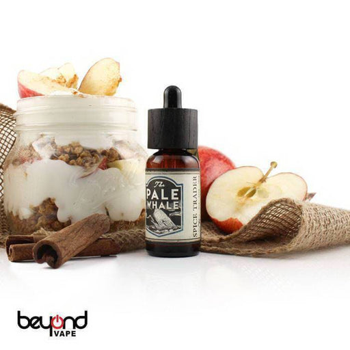 Spice Trader by Pale Whale Premium eJuice - Cheap Vape Juice - East Coast Vape Distribution