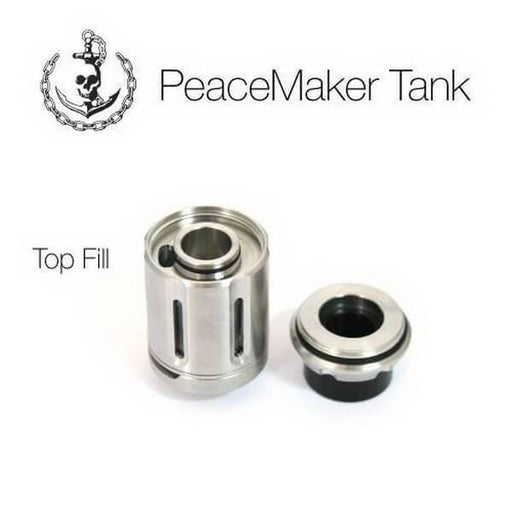 Squid Industries PeaceMaker Tank - Cheap Vape Juice - East Coast Vape Distribution