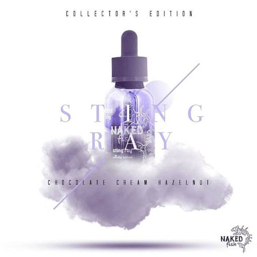 Sting Ray by Naked Fish E-Liquids - Cheap Vape Juice - East Coast Vape Distribution