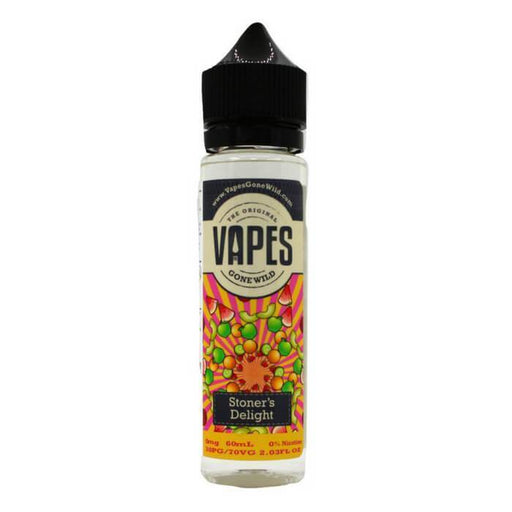 Stoner's Delight by Vapes Gone Wild E-Liquid - Cheap Vape Juice - East Coast Vape Distribution