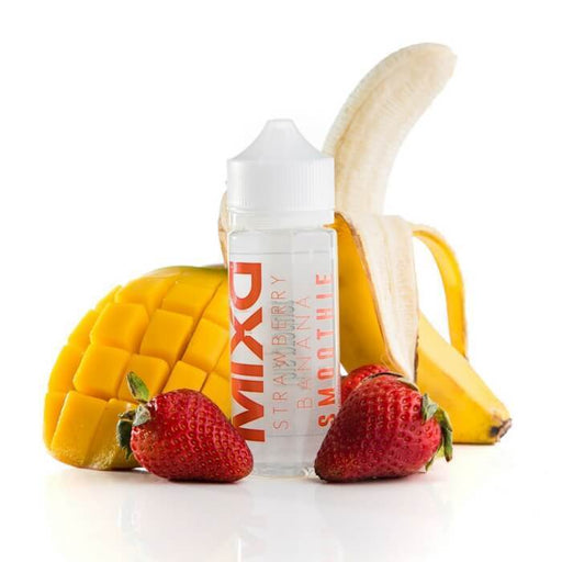 Strawberry Banana Smoothie by Mixd E-Liquids - Cheap Vape Juice - East Coast Vape Distribution