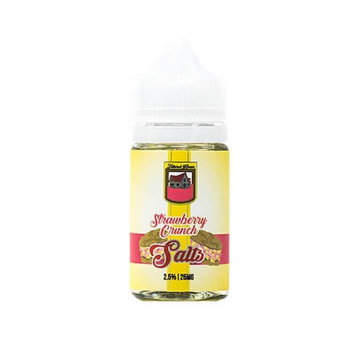 Strawberry Crunch Nicotine Salt by Tailored House eJuice - Cheap Vape Juice - East Coast Vape Distribution