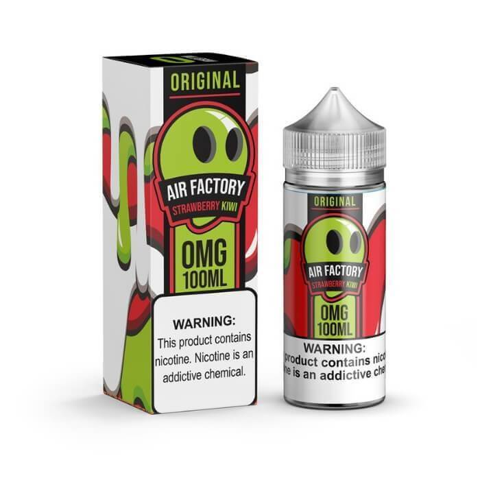 Strawberry Kiwi by Air Factory E-Liquid - Cheap Vape Juice - East Coast Vape Distribution
