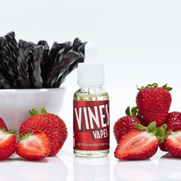 Strawberry Licorice by Vines Vapes E-Liquid - Cheap Vape Juice - East Coast Vape Distribution