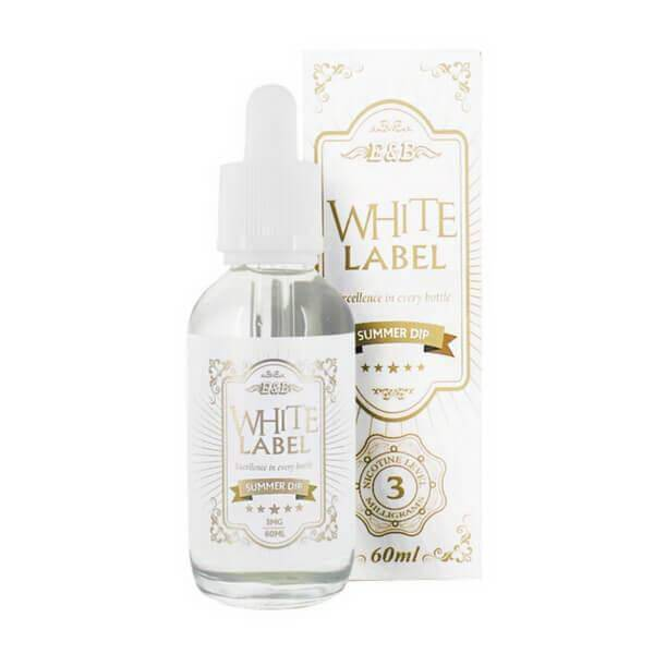 Summer Dip of SC by White Label E-Liquid - Cheap Vape Juice - East Coast Vape Distribution