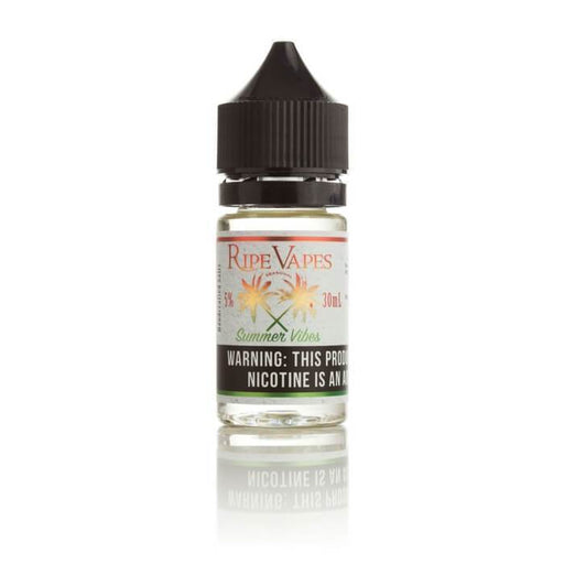 Summer Vibes Nicotine Salt by Ripe Vapes Handcrafted Saltz Joose - Cheap Vape Juice - East Coast Vape Distribution