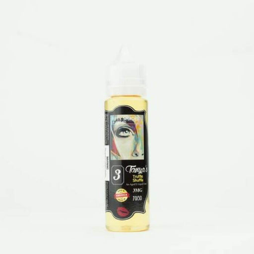 Tanya's Truffle Shuffle by 50 Shades of Custard E-Juice - Cheap Vape Juice - East Coast Vape Distribution