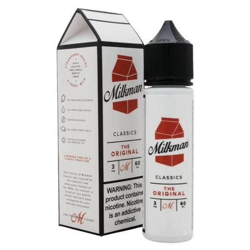 The Milkman eJuice - Cheap Vape Juice - East Coast Vape Distribution