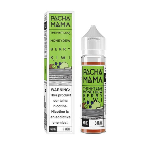 The Mint Leaf by Pachamama E-Liquids #1