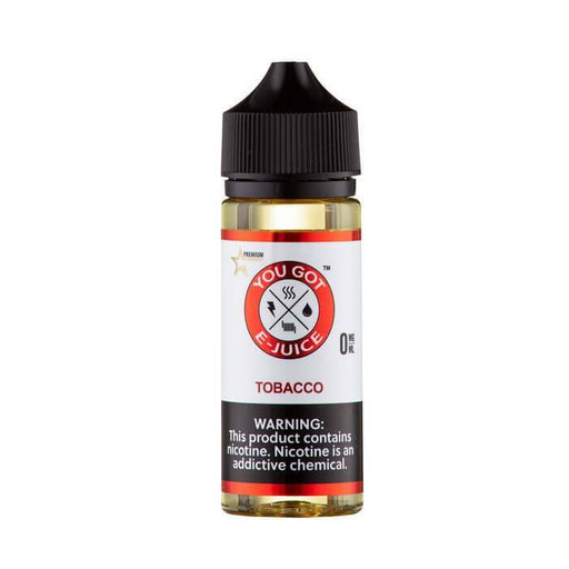 Tobacco by You Got E-Juice #1