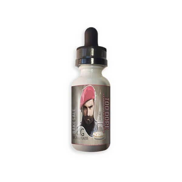 Too Dope by Beard Gains E-Liquid - Cheap Vape Juice - East Coast Vape Distribution