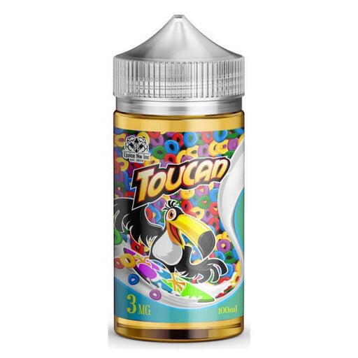 Toucan by ENW eJuice - Cheap Vape Juice - East Coast Vape Distribution