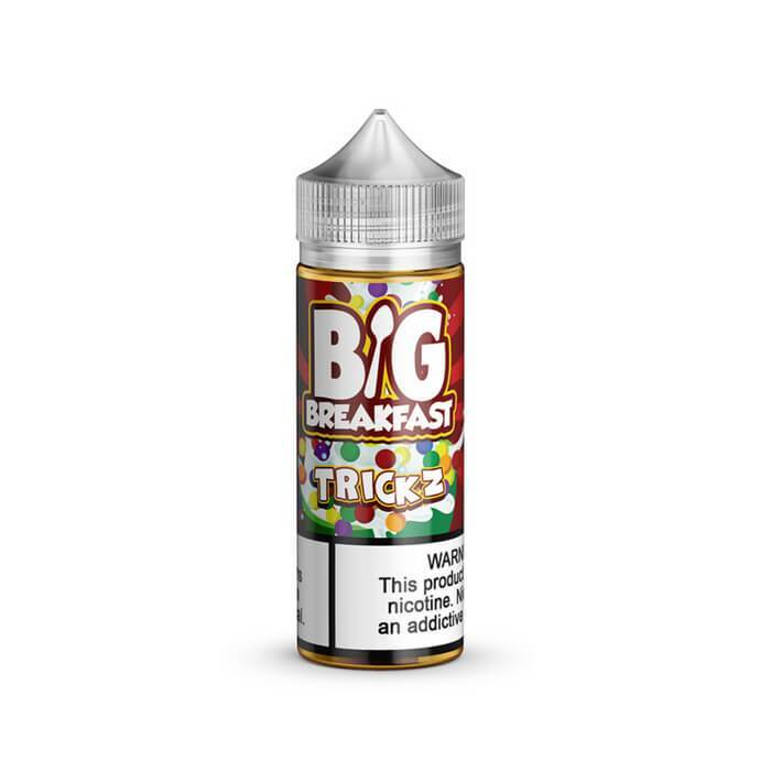 Trickz by Big Breakfast E-Liquid - Cheap Vape Juice - East Coast Vape Distribution