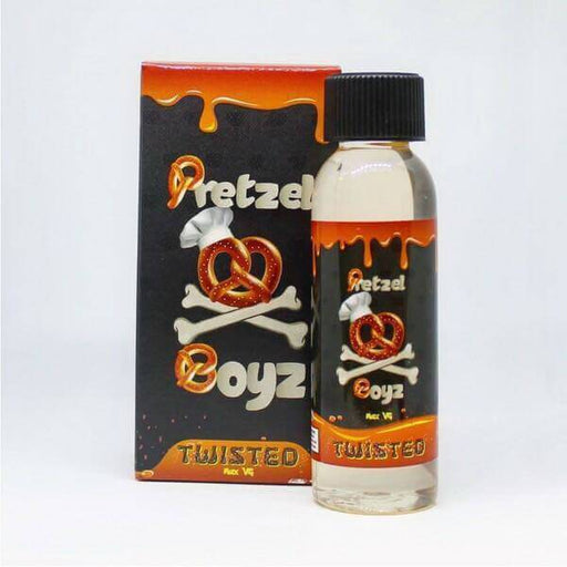 Twisted by Pretzel Boyz E-Liquid - Cheap Vape Juice - East Coast Vape Distribution