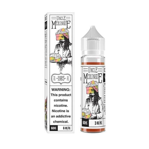 Uncle Meringue by Charlie's Chalk Dust eJuice - Cheap Vape Juice - East Coast Vape Distribution