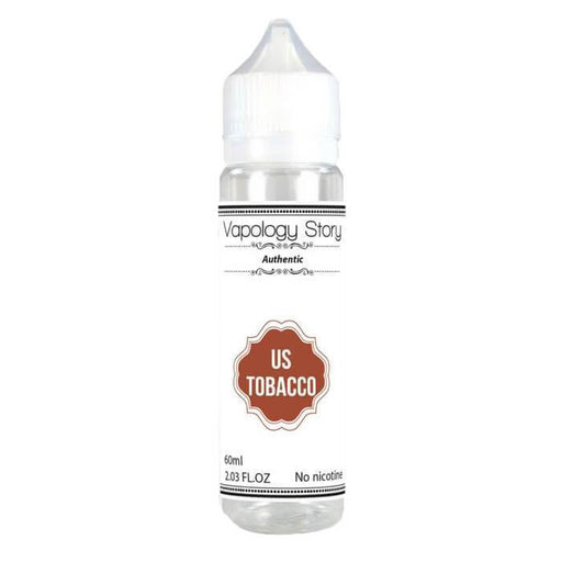 US Tobacco by Vapology Story eJuice - Cheap Vape Juice - East Coast Vape Distribution