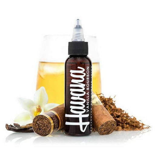 Vanilla Bourbon by Havana Tobacco E-Liquid #1