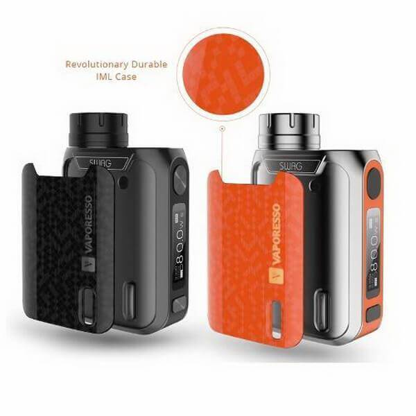 Vaporesso Swag 80W TC Kit - Cheap Vape Juice - East Coast Vape Distribution