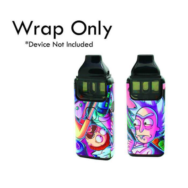 VCG Aspire Breeze 2 Wraps: Rick and Morty