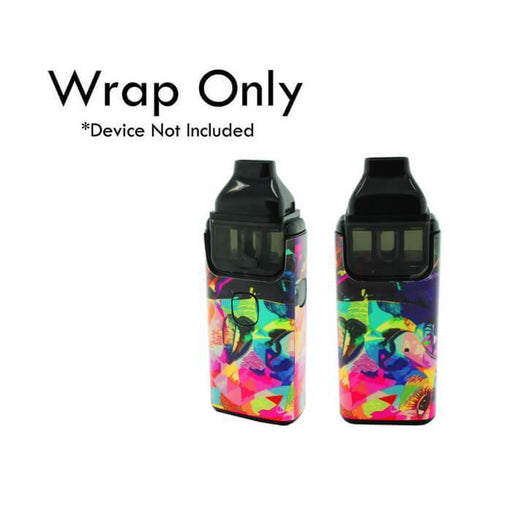VCG Aspire Breeze 2 Wraps: Watercolor Abstract