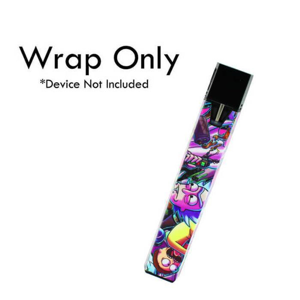 VCG Smok Fit Wraps: Rick and Morty
