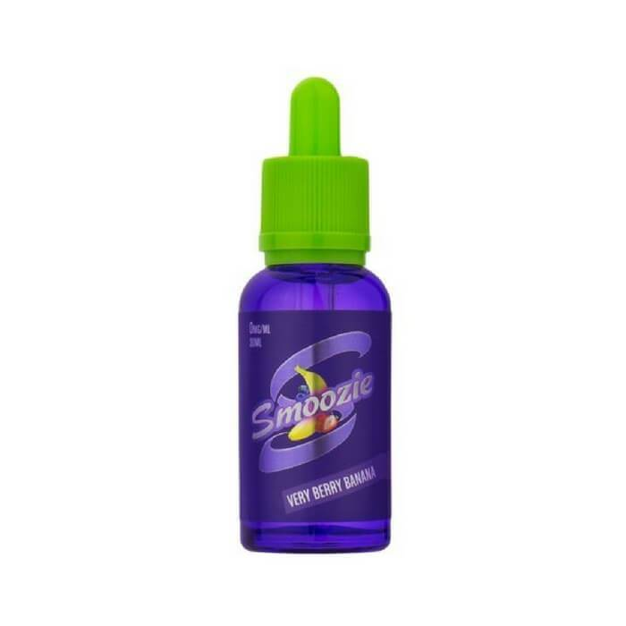 Very Berry Banana by Smoozie Premium E-Liquid #1
