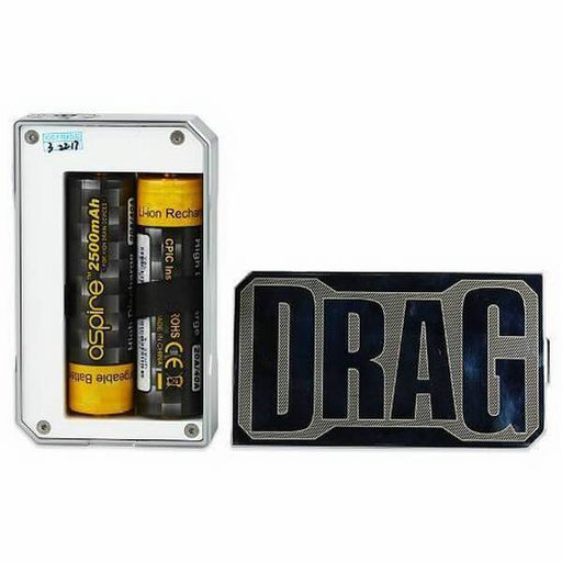 Voopoo DRAG 157W TC Box Mod - Carbon Fiber Edition - Cheap Vape Juice - East Coast Vape Distribution